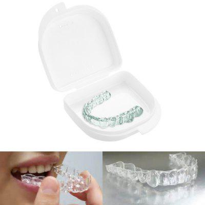 Portable Denture Box False Teeth Aufbewahrungsbox