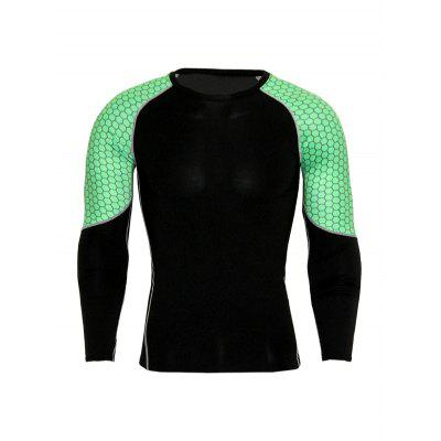 CTSmart Multifunctional Outdoor Male Running SetWeight Lifting Clothes<br>CTSmart Multifunctional Outdoor Male Running Set<br><br>Brand: CTSmart<br>Features: Quick Dry, High elasticity, Breathable<br>Gender: Men<br>Material: Polyester<br>Package Content: 1 x Running Set<br>Package size: 36.00 x 24.00 x 2.00 cm / 14.17 x 9.45 x 0.79 inches<br>Package weight: 0.4400 kg<br>Product weight: 0.4200 kg