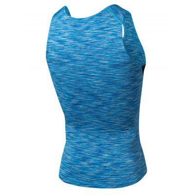 Tight Sports Basketball Breathable Vest for MenWeight Lifting Clothes<br>Tight Sports Basketball Breathable Vest for Men<br><br>Features: Quick Dry, High elasticity, Breathable<br>Gender: Men<br>Material: Spandex, Polyester<br>Package Content: 1 x Vest<br>Package size: 35.00 x 30.00 x 2.00 cm / 13.78 x 11.81 x 0.79 inches<br>Package weight: 0.1700 kg<br>Product weight: 0.1500 kg