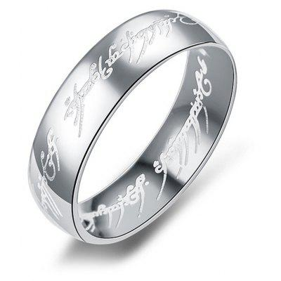 Faddish Design Stainless Steel Ring