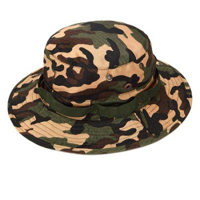 CTSmart AT8704 Male Outdoor Camouflage Sun Hat