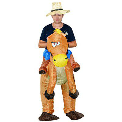 Inflatable Horse Costumes Outfit