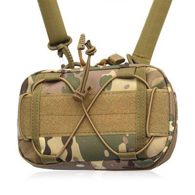 Outdoor 1000D Multifunctional Tactical Handbag Military Accessory Bag