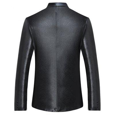 Male Solid Color Single-breasted Nightclub Casual BlazerMens Blazers<br>Male Solid Color Single-breasted Nightclub Casual Blazer<br><br>Material: Polyester<br>Package Contents: 1 x Balzer<br>Package size: 35.00 x 30.00 x 2.00 cm / 13.78 x 11.81 x 0.79 inches<br>Package weight: 0.4200 kg<br>Product weight: 0.4000 kg