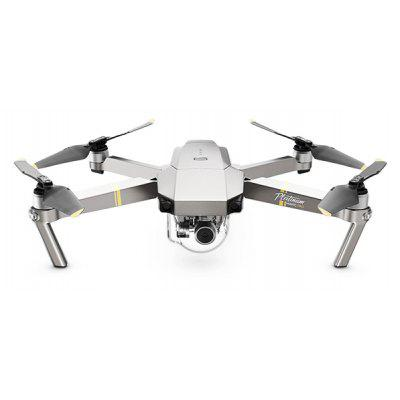 DJI Mavic Pro Platinum Foldable RC Quadcopter - RTF STANDARD VERSION PLATINUM