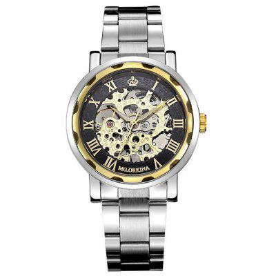 MG.ORKINA KC023 Stainless Steel Band Men Watch