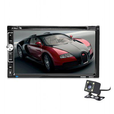 Universal 7 polegadas 2 Ruído HD Carro Bluetooth DVD Player