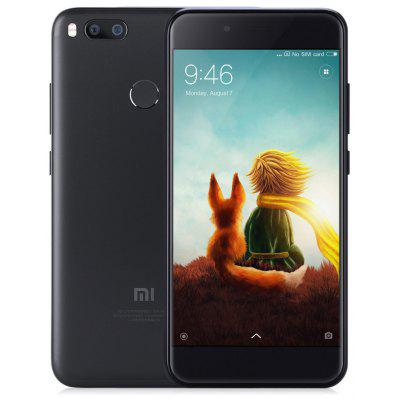 XIAOMI Mi A1 4G Phablet 4GB RAM Global Version  -  BLACK