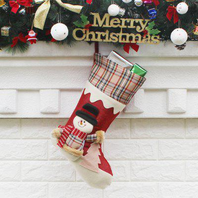 Creative Snowman Gift Packing Christmas StockingChristmas Supplies<br>Creative Snowman Gift Packing Christmas Stocking<br><br>For: All, All<br>Package Contents: 1 x Christmas Stocking , 1 x Christmas Stocking<br>Package size (L x W x H): 27.50 x 46.00 x 2.00 cm / 10.83 x 18.11 x 0.79 inches, 27.50 x 46.00 x 2.00 cm / 10.83 x 18.11 x 0.79 inches<br>Package weight: 0.1500 kg, 0.1500 kg<br>Product weight: 0.1000 kg, 0.1000 kg<br>Usage: Christmas, Christmas