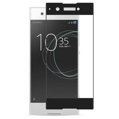 Buy BLACK Naxtop Protective Screen Film for Sony Xperia XA1 for $4.93 in GearBest store