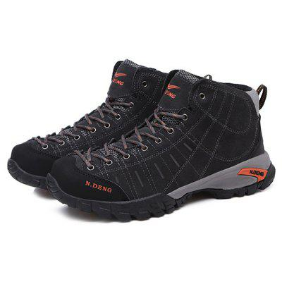 Masculino N - DENG Outdoor Warmest Hiking Athletic Shoes
