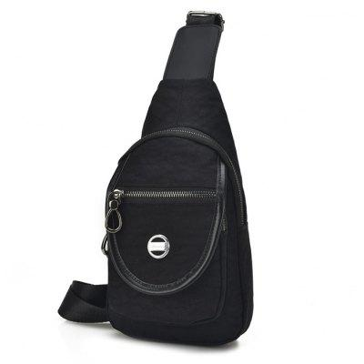 Men Special Canvas Shoulder Bag
