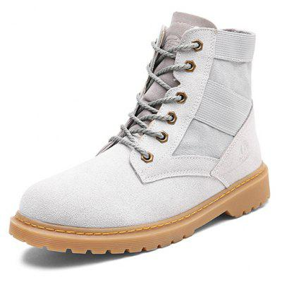 Female Multifunctional Medium Top Casual Martin BootsWomens Boots<br>Female Multifunctional Medium Top Casual Martin Boots<br><br>Closure Type: Lace-Up, Lace-Up<br>Contents: 1 x Pair of Shoes, 1 x Pair of Shoes<br>Decoration: Split Joint, Split Joint<br>Materials: Flannel, PU, TPR<br>Occasion: Outdoor Clothing, Riding, Running, Shopping, Sports, Holiday, Daily, Casual<br>Outsole Material: TPR, TPR<br>Package Size ( L x W x H ): 30.00 x 20.00 x 12.00 cm / 11.81 x 7.87 x 4.72 inches, 30.00 x 20.00 x 12.00 cm / 11.81 x 7.87 x 4.72 inches<br>Package Weights: 0.85kg, 0.85kg<br>Pattern Type: Solid<br>Seasons: Autumn,Spring<br>Style: Leisure, Modern, Leisure, Fashion, Modern, Casual, Comfortable, Fashion<br>Toe Shape: Round Toe, Round Toe<br>Type: Boots<br>Upper Material: Flannel,PU, Flannel,PU