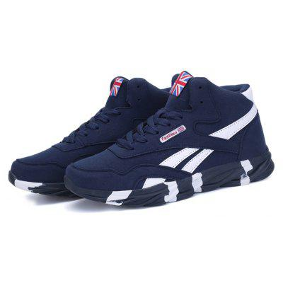 Masculino Trendy Ankle Top Air Cushion Casual Sports Sneakers