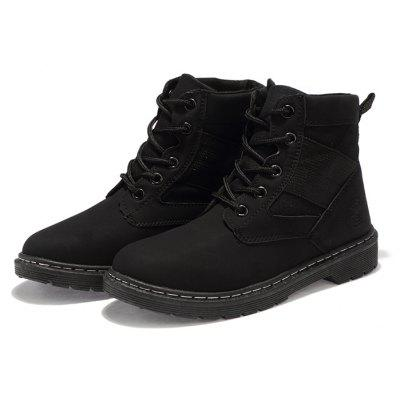 Feminino respirável Outdoor Hiking Casual High Top Boots