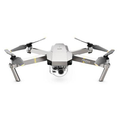 DJI Mavic Pro Platinum Foldable RC Quadcopter - RTF - PLATINUM STANDARD VERSION
