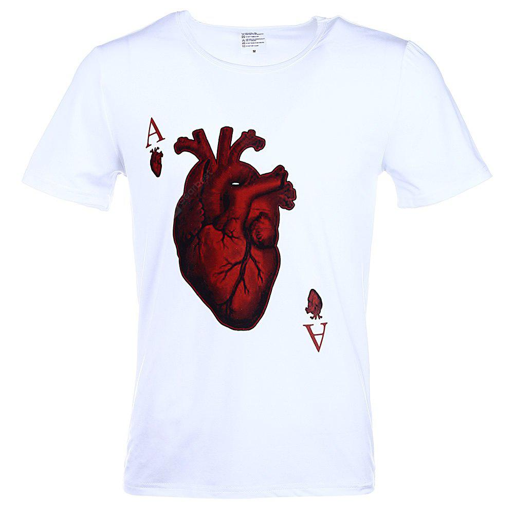 Rosso Cuore Poker T Shirts