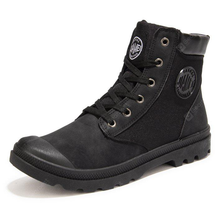 Masculino Stylish Chic Street High Top Casual Martin Boots