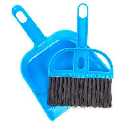 Mini Desktop Sweep Cleaning Brush Small Brooms Dustpan Set