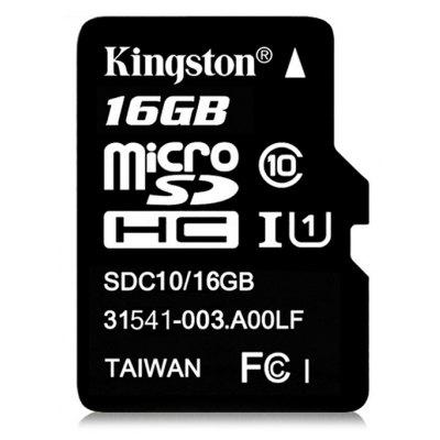 Original Kingston Micro SDHC UHS-1 Memory Card
