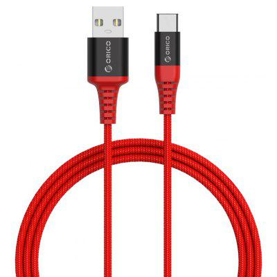 ORICO Fabric Knitted Round Micro USB Data Cable