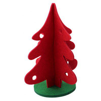 Red Christmas Decoration Gift Christmas Tree