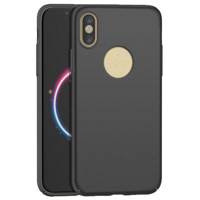 Naxtop Hard PC Mobile Phone Back Case for iPhone X