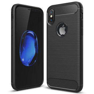 ASLING Durable Soft Protective Phone Cover for iPhone X