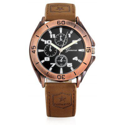 Geneva A306 Fashion Female Quartz Watch