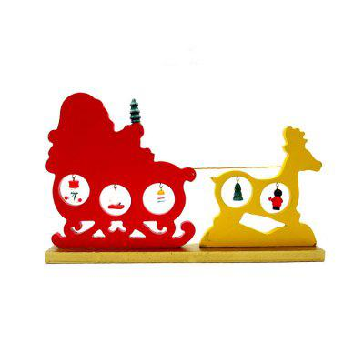 MCYH Cartoon Home Decoration Figurine for ChristmasChristmas Supplies<br>MCYH Cartoon Home Decoration Figurine for Christmas<br><br>Brand: MCYH<br>For: All<br>Material: Wood<br>Package Contents: 1 x Decoration Figurine<br>Package size (L x W x H): 32.00 x 6.00 x 19.00 cm / 12.6 x 2.36 x 7.48 inches<br>Package weight: 0.4000 kg<br>Product size (L x W x H): 30.00 x 4.00 x 18.00 cm / 11.81 x 1.57 x 7.09 inches<br>Product weight: 0.3000 kg<br>Usage: Christmas