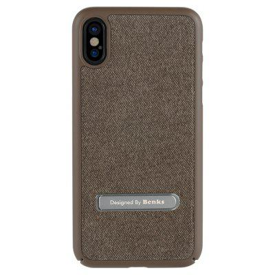 Benks Brownie Series Mobile Phone Case for iPhone X