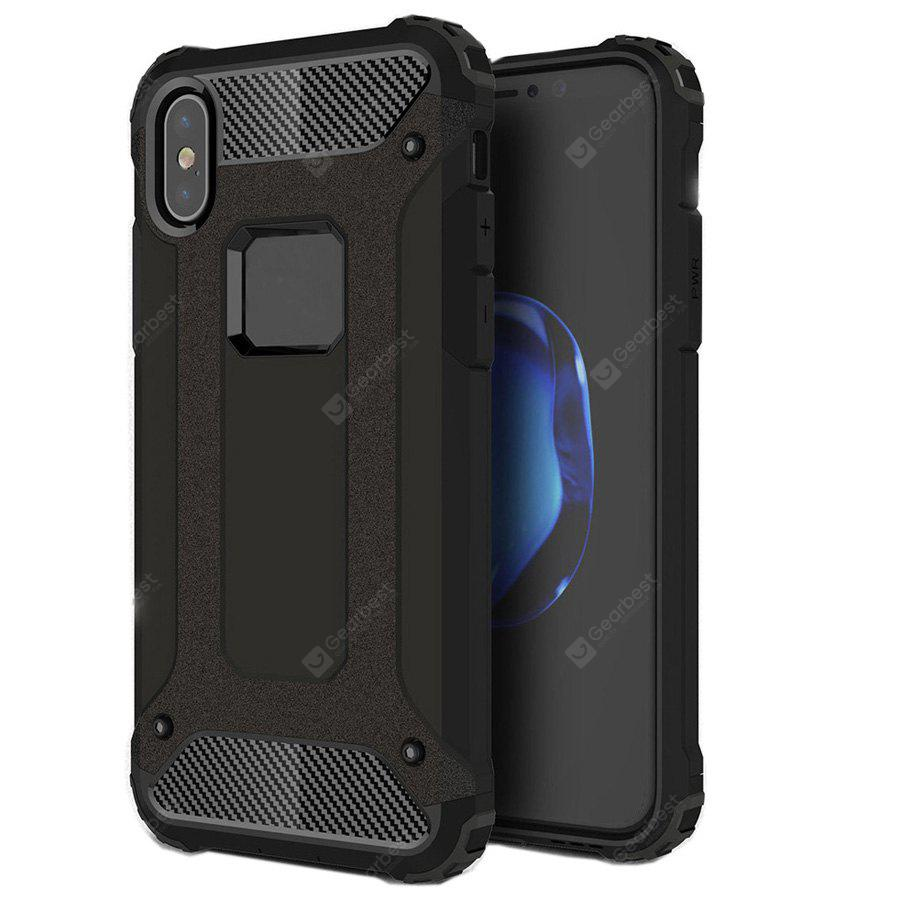 ASLING TPU Protective Case Bumper Cover for iPhone X