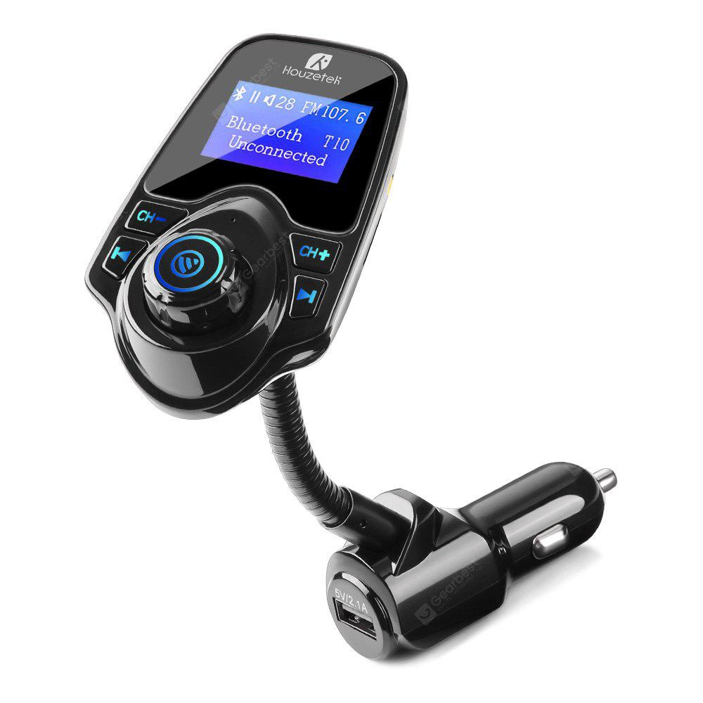 houzetek car bluetooth fm transmitter free. Black Bedroom Furniture Sets. Home Design Ideas