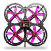 SPC MAKER SPC 80A 80mm Micro Brushless FPV Racing Drone - BNF - MULTICOLORE