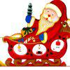 MCYH Cartoon Home Decoration Figurine for Christmas - COLORMIX