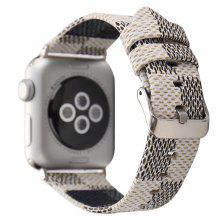 Innovative Grid Grain Watchband for 38mm Apple Watch