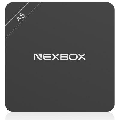 NEXBOX A5 4K 1/16GB TV Box EU Plug