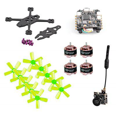 E90 90mm Micro Brushless FPV Racing Drone DIY Frame Kit