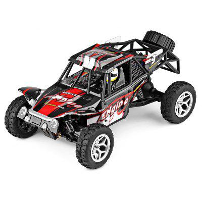 WLtoys 18429 1:18 4WD RC Camion Buggy a Deserto - RTR