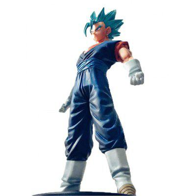 Static Action Figure Model Office Decor Collectible Anime Character Toy