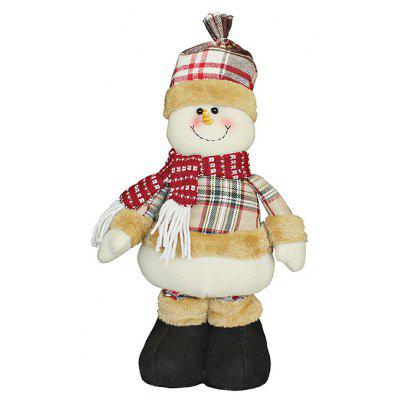 Christmas Gift Party Stretched Snowman Toy