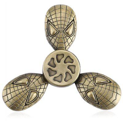 Cool Alien Zinc Alloy Fidget Tri-spinner with R188 Bearing