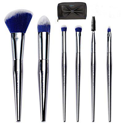 BrushMaster 6PCS Professional Makeup Brush