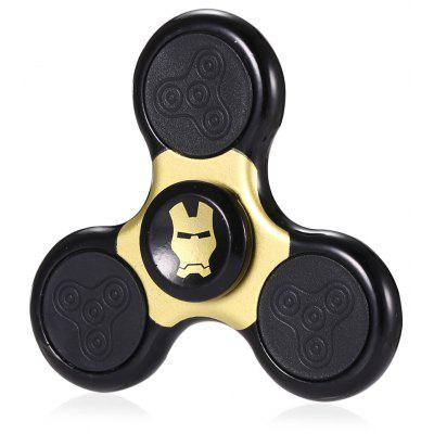 Animation Stil Tri-Finger Spinner