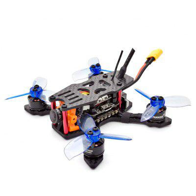 SPC MAKER 90NG 90mm Brushless FPV Racing Drone - BNF for cobra brushless motor cp2207 2207 mirror 2300kv 2450kv 2600kv 3 6s for 250 280 300 rc fpv racing drone quad multirotor parts
