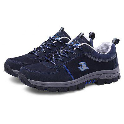 Masculino Outdoor Soft Durable Hiking Casual Athletic Shoes
