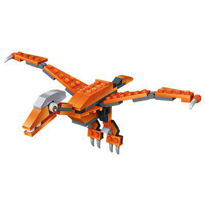 LOZ Mini Pterosaur Set Dinosauro Building Blocks