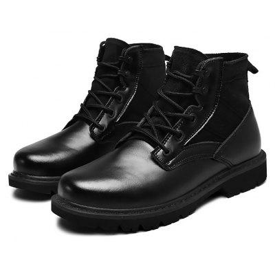 Masculino Stylish Durable Tactical High Top Casual Boots