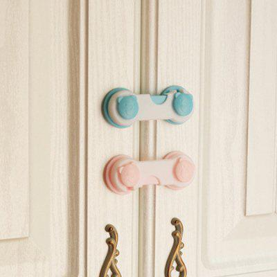 2PCS Child Protection Baby Safety Security Lock