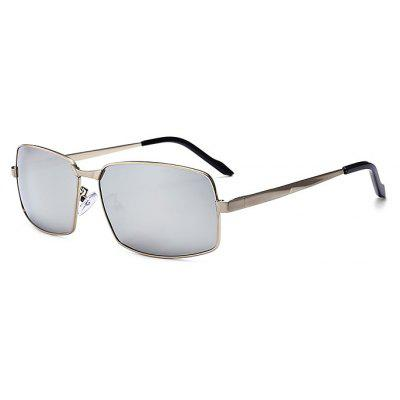Metal Rims Driving Polarized Sunglasses for Men